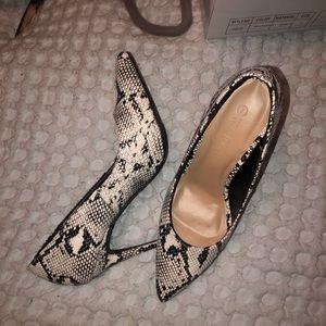 Shoes - Wild Diva Heels